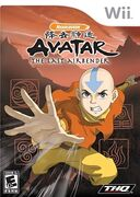 Avatar - Der Herr der Elemente Cover