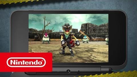 Dillon's Dead-Heat Breakers - Veröffentlichungstrailer (Nintendo 3DS)