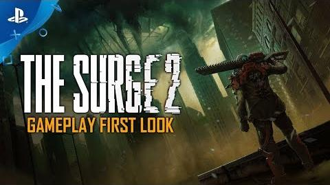 The Surge 2 - Gamescom 2018 Gameplay First Look PS4