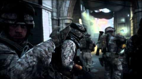 Battlefield 3 Launch Trailer (HD)