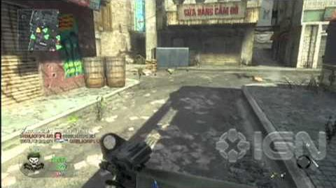 Call of Duty Black Ops Multiplayer Gameplay - Cracked
