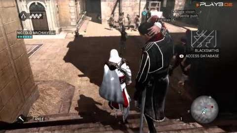 Assassins Creed Brotherhood - Singleplayer-Gameplay 2