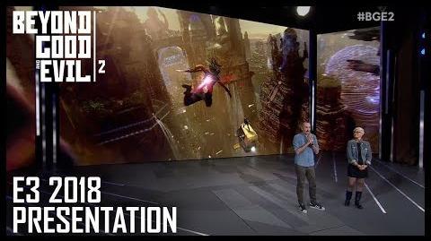 Beyond Good and Evil 2 E3 2018 Conference Presentation Ubisoft NA