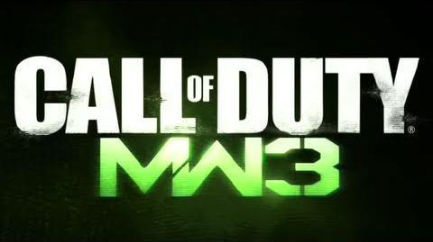 Call of Duty Modern Warfare 3 official Trailer