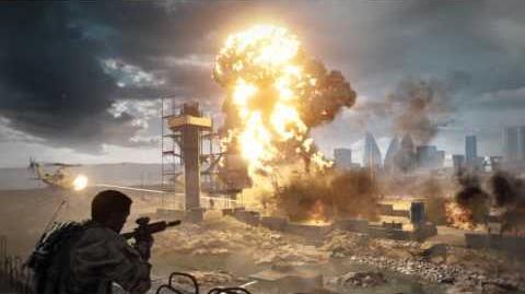 Battlefield 4 Announcement Trailer