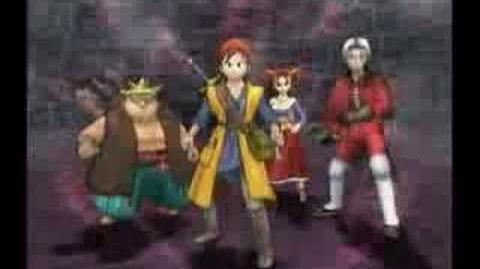 Dragon Quest 8 Trailer