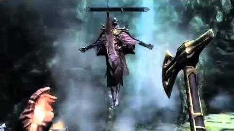 The Elder Scrolls V Skyrim Comic Con Gameplay
