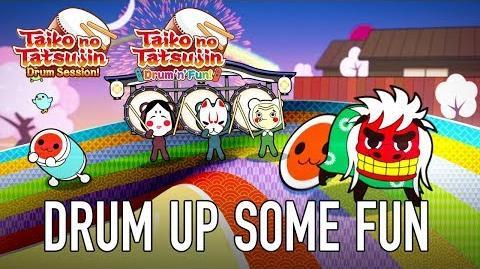 Springteufel/Taiko no Tatsujin - Auf die Trommel, fertig, los