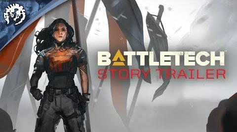 BATTLETECH Story trailer Release April 24th