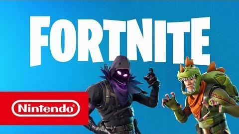 Fortnite - E3 2018 trailer (Nintendo Switch)