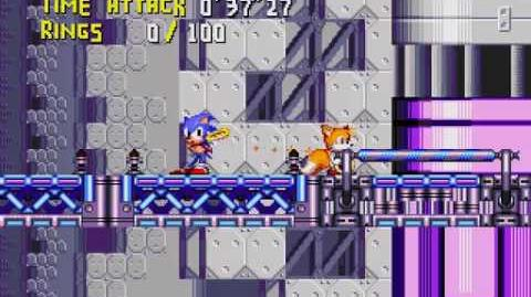 Sonic Crackers Gameplay