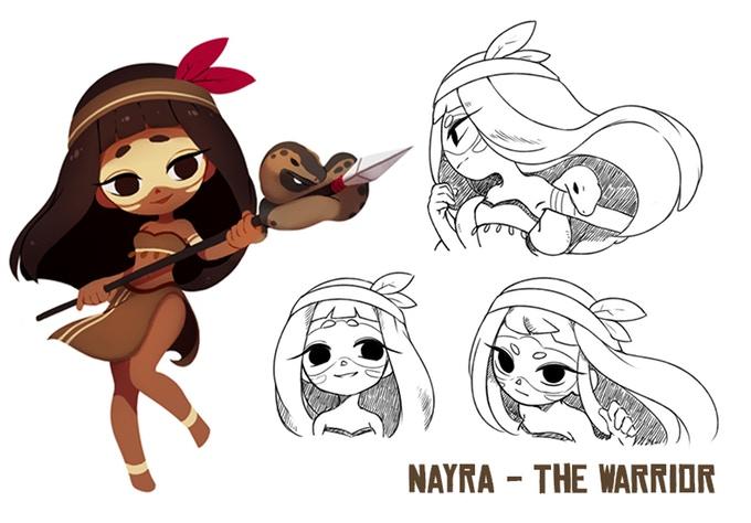 Nayra-art