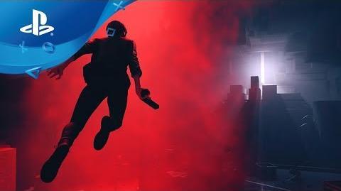 Control - Reveal Trailer PS4 E3 2018