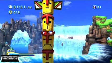 Sonic Generations Gameplay (PC HD)