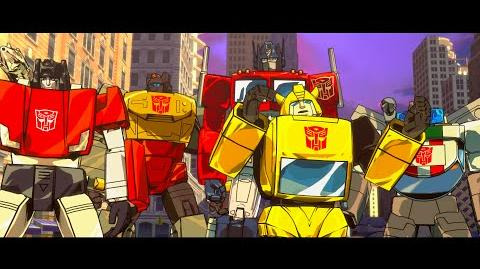 Transformers Devastation LAUNCH TRAILER