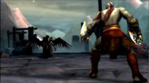 (PS3) God of War Ghost of Sparta - God Mode Part 10 (Kratos Vs. Erinys)