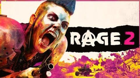 RAGE 2 – Announce Trailer
