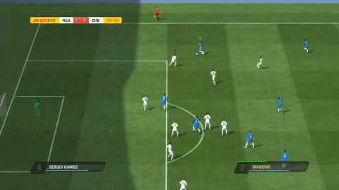 FIFA 11 - Chelsea vs Real Madrid Gameplay