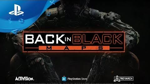 Call of Duty Black Ops III - Back in Black Maps PS4 E3 2018