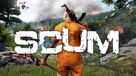 SCUM - Early Access Teaser Trailer