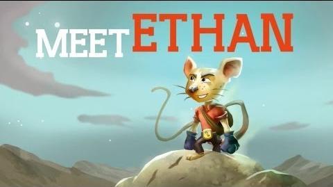 Ethan Meteor Hunter - Announcement Trailer