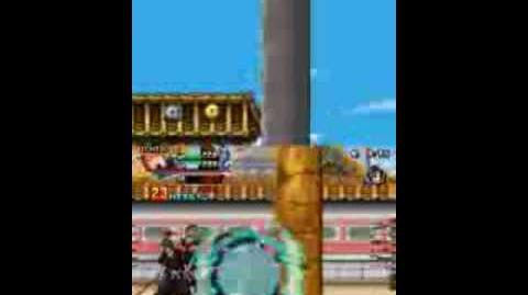 Bleach 4th Flame Bringer Gameplay Ichigo