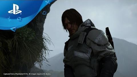 Death Stranding - Gameplay Trailer PS4, deutsche Untertitel E3 2018
