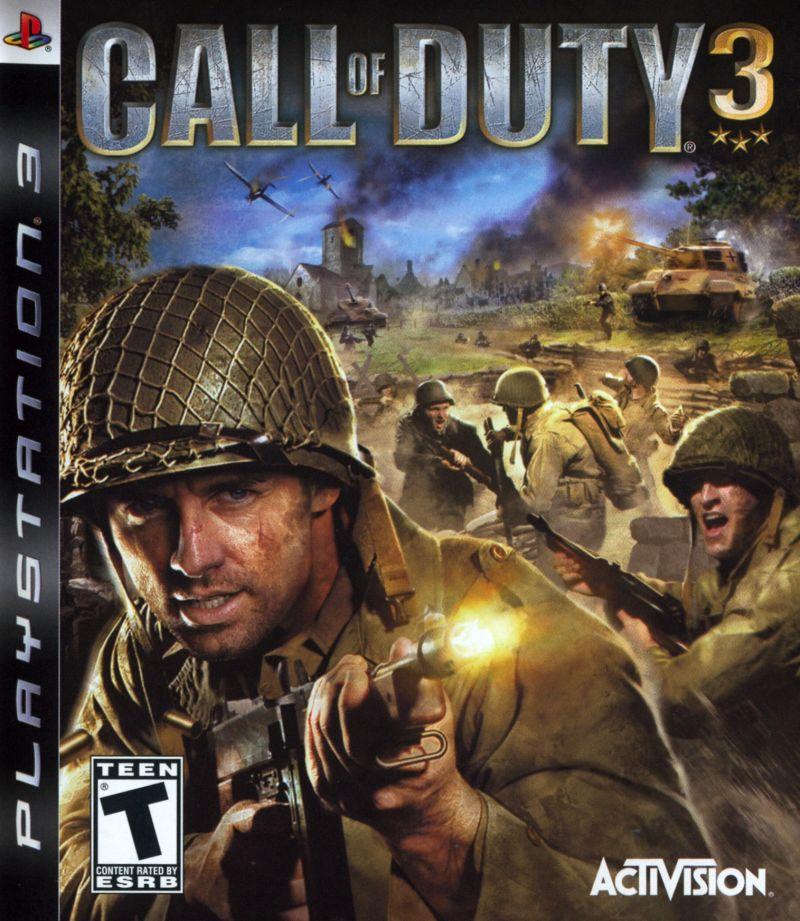 Call of Duty 3 (SEMINUEVO)