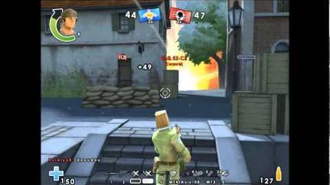 Battlefield Heroes - Gameplay 001 - Royal Gunner