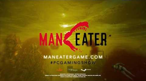 Maneater - Official Game Announcement Trailer