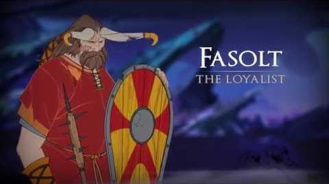 Banner Saga 3 Fasolt, The Loyalist