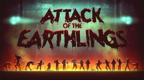 Attack of the Earthlings - Reveal Trailer