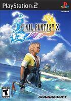 Final Fantasy X Cover USA