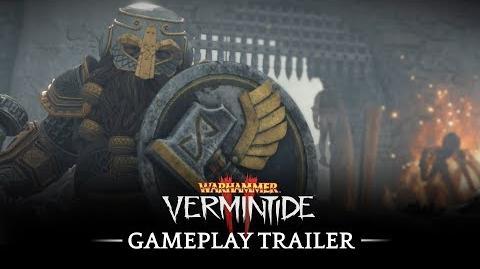 Warhammer Vermintide 2 Gameplay Trailer