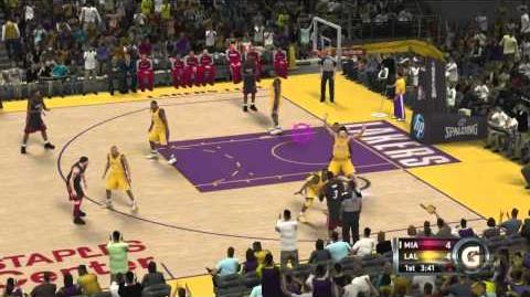 NBA 2K12 - E3 2011 Gameplay Demo