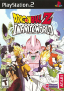 DragonBallZInfiniteWorld-CoverPS2US
