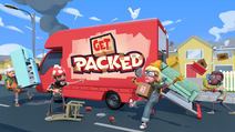 Get Packed Logo
