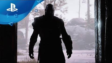 God of War - Story-Trailer Erscheinungsdatum PS4, deutsch