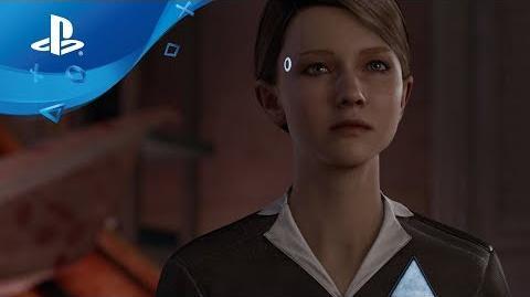 Detroit Become Human – Kara Gameplay Trailer PS4 Paris Games Week 2017