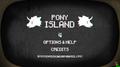 Pony Island Start Screen.png