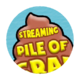 Streaming pile of crap icon