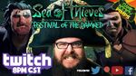 Sea of thieves live twitch gamesocietypimps