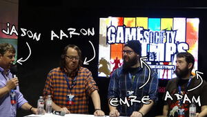 Game society at pax prime 2014