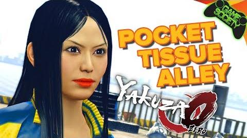 Pocket Tissue Alley - Yakuza For Pimps (E12)