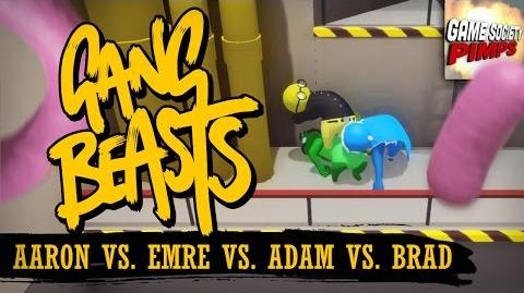 Gang Beasts - Gang-Bang-Beasts (With ALL the GameSocietyPimps)