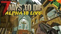 2019-10-07 7 days alpha 18 live