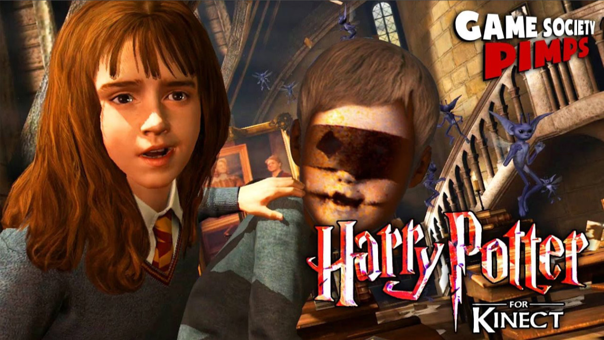 Harry Potter Kinect | Game Society Pimps Wiki | FANDOM powered by Wikia