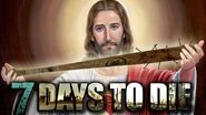 7 Days Baseball Bat Jesus