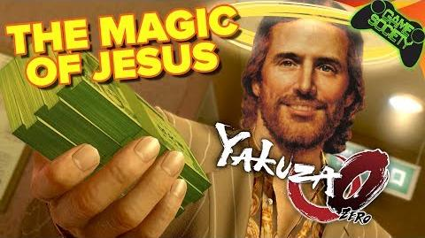 The Magic of Jesus - Yakuza Zero For Pimps (E13)