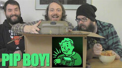 Game society pip boy